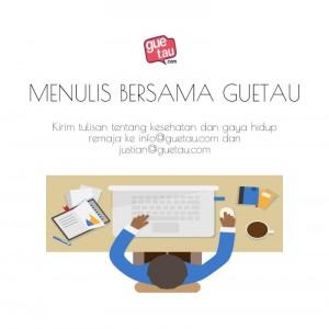 Menulis di GueTau - Square