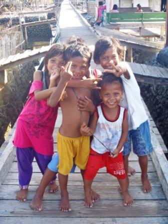 Anak-anak Wakatobi