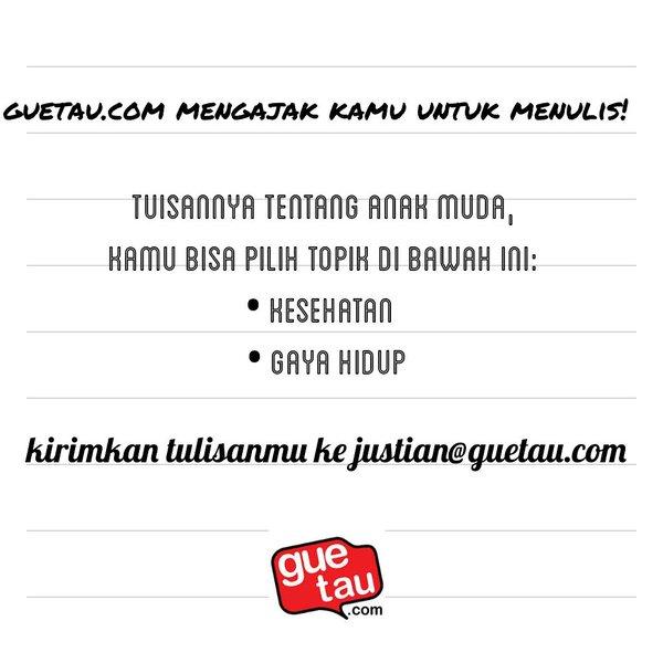 Mari Menulis di GueTau.com!