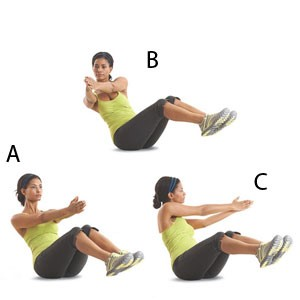 Seated Rotation