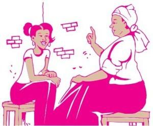 #TanyaGueTau Menstruasi Tembus di Depan Umum